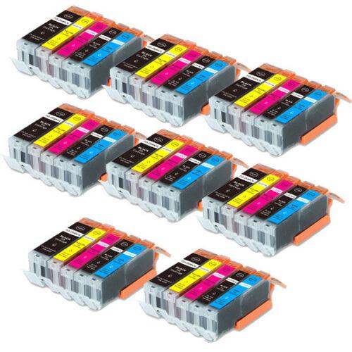 40 PK Ink Combo Pack LED Chip for PGI-250 CLI-251 MG5620 MX922 MX920 iX6820