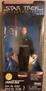 Star Trek Deep Space Nine Lt Commander Jadzia Dax Figure Collector DS9 Playmates