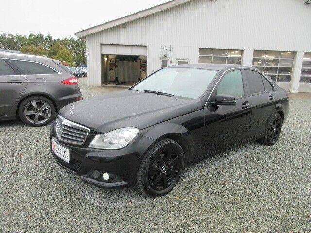 Mercedes C200 2,2 CDi aut. BE 4d - 122.500 kr.