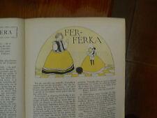 il giornalino della domenica originale anni 20  Edina Altara Sassari FERFERKA
