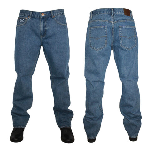 ca. 81.28 cm Da Uomo grandi dimensioni di base regolare Gamba FORGE Jeans Heavy Duty Workwear all/'interno 32 in