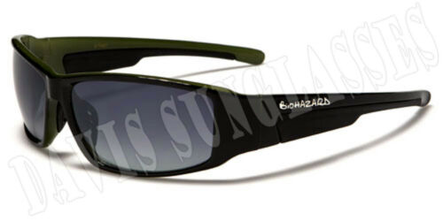 Men/'s Women/'s Biohazard black Sunglasses BZ4407 UV400 Davis A1 sunnies
