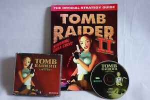 Tomb-Raider-2-PC-CD-Rom-Big-Box-Version-Official-Strategy-Guide