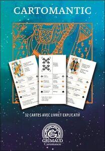 Oracle-Cartomantic-Grimaud-jeu-de-cartes-divinatoires-traditionel-en-Francais