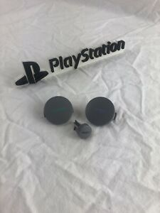 Sony-PlayStation-PS1-Gray-SCPH-5501-7501-1001-9001-Clean-Set-Button-Replacement