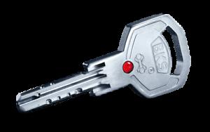 BKS Janus Profildoppelzylinder 4612 Not/&Gefahrenfunktion 35//35mm 5 Schlüssel