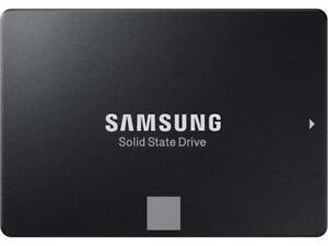 "SAMSUNG 860 EVO Series 2.5"" 250GB SATA III 3D NAND Internal Solid State Drive (S"