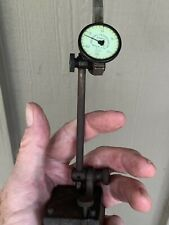 Federal Testmaster T 1 Machinist Tools Dial Indicator 001 Graduation Rare