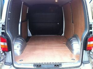 Image Is Loading VW TRANSPORTER T5 Factory Type 6mm Plylining Ply