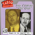 Tangos de Los Angeles, Vol. 1 by Angel d'Agostino (CD, Feb-2002, BMG (distributor))