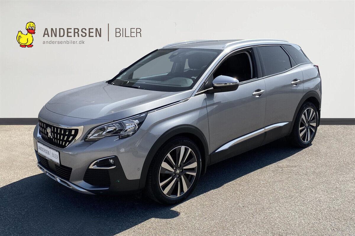 Peugeot 3008 1,6 BlueHDi 120 Allure 5d - 239.980 kr.