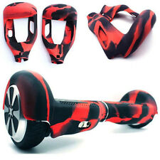 "For 6.5"" 2 Wheels Silicone Smart Self Balancing Scooter Hover Board Case Cover P"