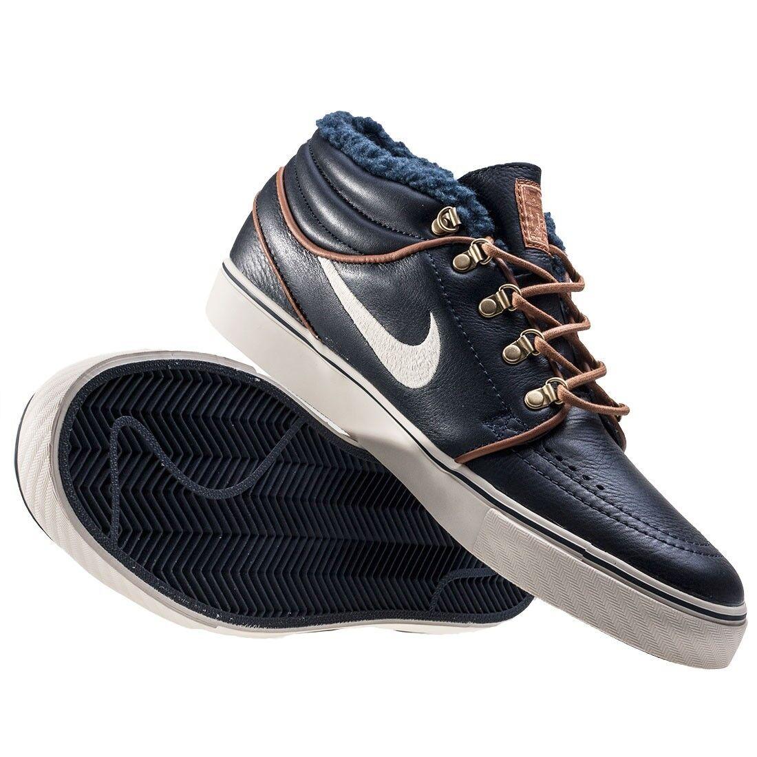 Nike SB Zoom Stefan Janoski Mid Premium 472679-423 Size 7 UK