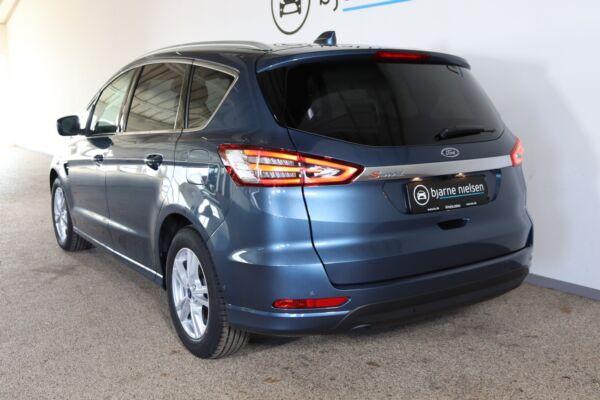Ford S-MAX 2,0 EcoBlue Titanium aut. billede 2
