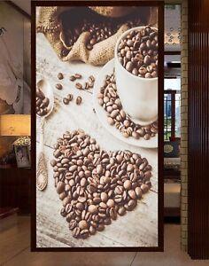 3D Coffee Beans 289 WallPaper Murals Wall Print Decal Wall Deco AJ WALLPAPER