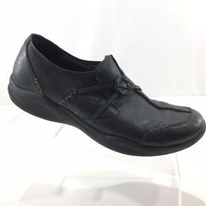 Puma Zandy Eco Ortholite Womens 10 US Black and Gray Slip On Ballet ... 409a8ea46