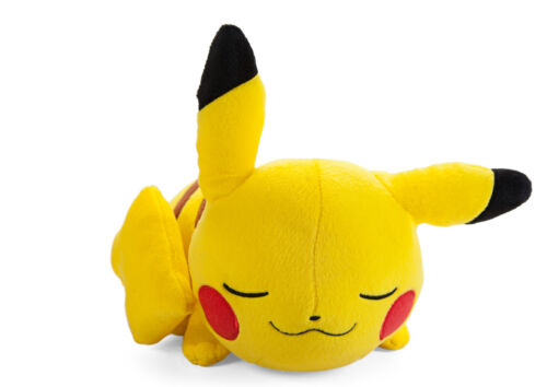 XY /& Z Pikachu Sleeping Ver Pokemon 10 inch Plush Toy