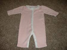 Ralph Lauren Baby Girls Pink Striped Floral Outfit Size 3M 3 Months Spring RL