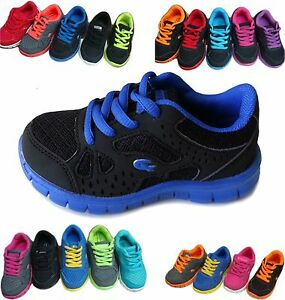 Neon Youth Boys Size  Tennis Shoes