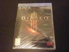 JEU Sony PLAYSTATION 3 PS3 : DIABLO III (Blizzard NEUF envoi suivi)