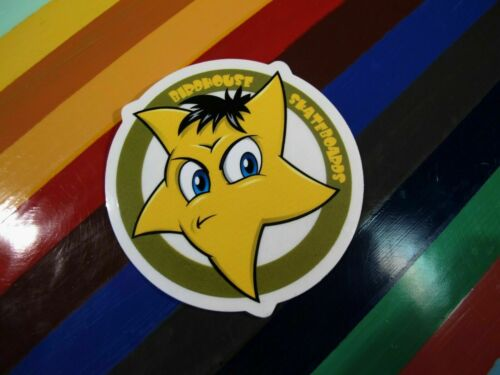 Brian Sumner and Heath Kirchart vtg 1990s 2000s Birdhouse skateboard sticker