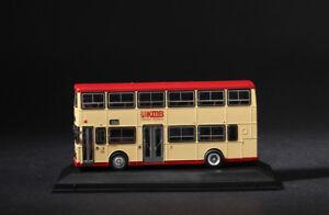 Hong-Kong-KMB-Double-decker-Bus-Road-11c-1-76-Diecast-Model