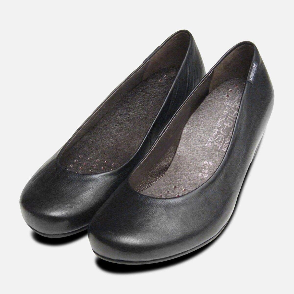 Mephisto Mephisto Mephisto Rosie De Lujo Negra Court zapatos  precios bajos
