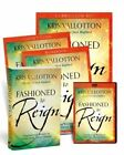 Fashioned to Reign Curriculum Kit: Empowering Women to Fulfill Their Divine Destiny by Kris Vallotton (Mixed media product, 2014)