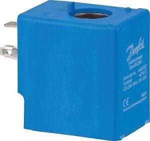 Danfoss-Magnetspule-Magnetventil-042N7501-220V-50-Hz-12W-fuer-EV210B-EV220B