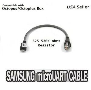 Details about REXTOR OCTOPLUS BOX MICRO UART CABLE 525K UNLOCK FRP RESET  SAMSUNG GALAXY PHONES