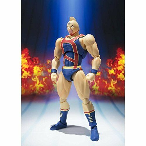 Bandai S.H. Figuarts Kinnikuman (throne contention Hen Ver.) Action Figure