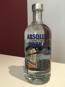 Absolut Vodka Blank Limited Edition - Mario Wagner Collaboration - New & Sealed - Italia - Absolut Vodka Blank Limited Edition - Mario Wagner Collaboration - New & Sealed - Italia