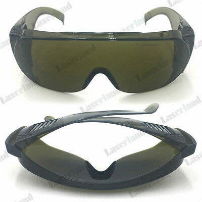 980nm 1064nm ND:YAG IR Infrared FiberLaser Protective Goggles Safety Glasses CE