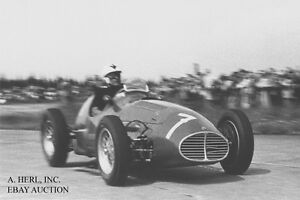 Maserati-A6GCM-Formula-One-amp-Bonetto-1952-F1-GP-Germany-photograph