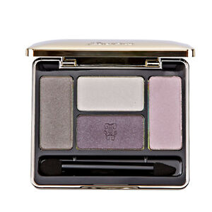 Guerlain-Ecrin-4-Couleurs-Purple-amp-Pink-Eyeshadow-Palette-Les-Perles-Damaged-Box