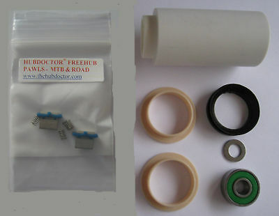 HUBDOCTOR® Mavic® FTS-L AND FTS-X FREEHUB SEAL REBUILD KIT 2 PIECES