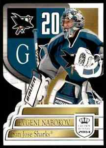 2003-04-Pacific-Crown-Royale-Evgeni-Nabokov-87