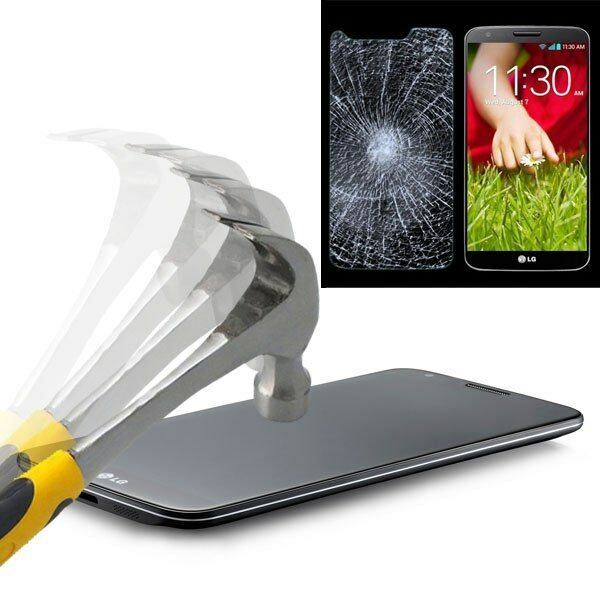 Real Explosion Proof Tempered Glass Screen Protector For LG G2 D802 D800 D803