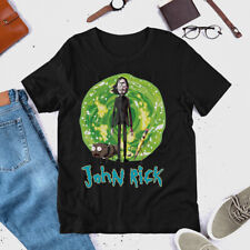 Rick and Morty Part 2 Funny Parody T-Shirt Gift