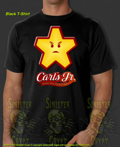 Idiocracy F*** You I/'m Eating Brawndo Mike Judge New T-Shirt S-6X Carl/'s Jr