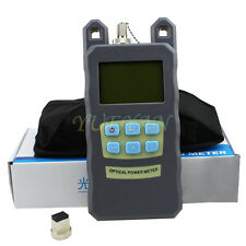 7010dbm Fiber Optic Optical Power Meter Cable Tester Networks Fcsc Connector