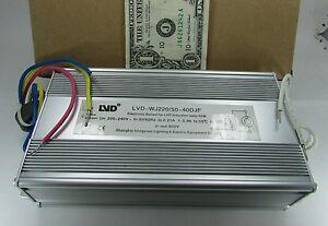 Image is loading New-LVD-40W-500V-Induction-L&-Ballasts-200- & New LVD 40W 500V Induction Lamp Ballasts 200-240V LVD-WJ220/50-40DJF ...