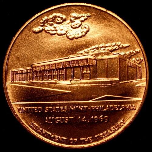 1982 1983 P Souvenir Philadelphia Mint Set Bronze Coin  2017 310