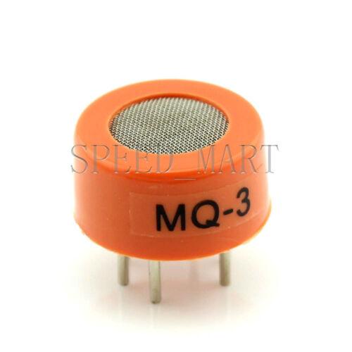 MQ-3 Alcohol Ethanol Sensor Gas Detector Sensor for Arduino