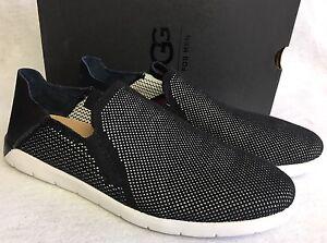 Image is loading UGG Australia Mens Knox Hyperweave Fashion Sneaker Slip