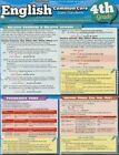 English Common Core 4th Grade by BarCharts Inc (Hardback, 2013)