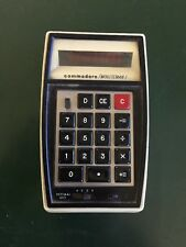 Vintage Commodore MInuteman 1 Calculator Unable to Test parts repair