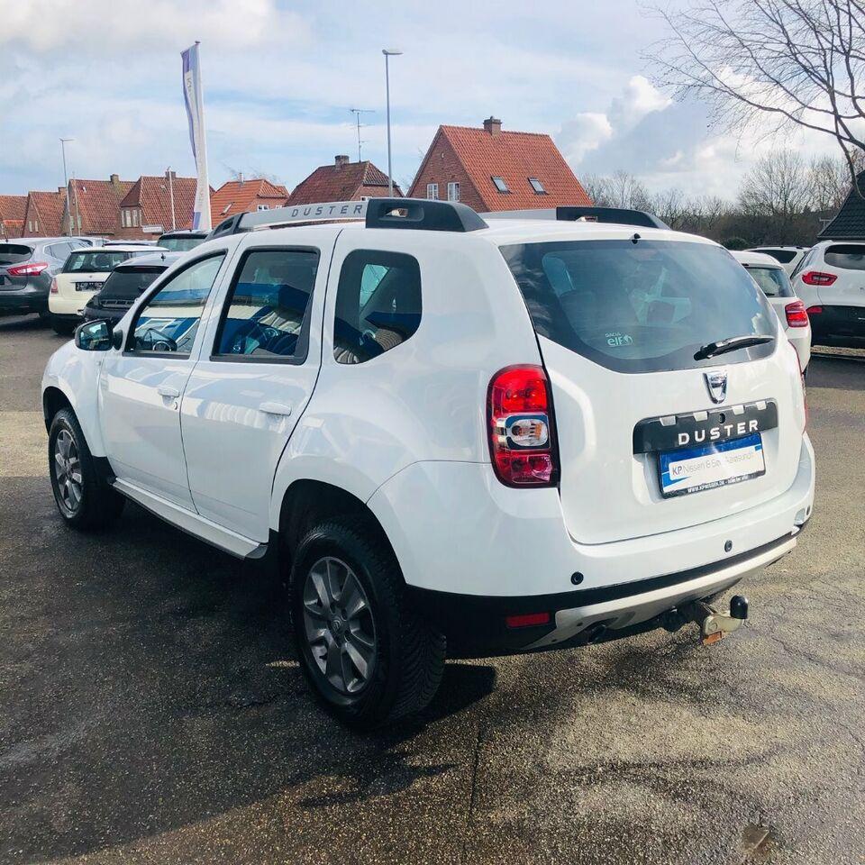 Dacia Duster 1,5 dCi 109 Laureate Diesel modelår 2015 km