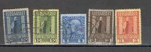 R5101 - AUSTRIA 1908 - LOTTO DIFFERENTI - VEDI FOTO