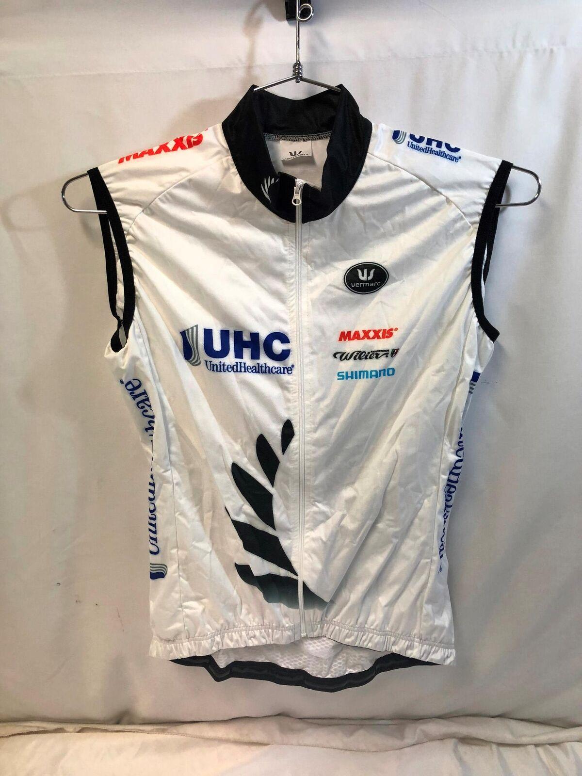 United Healthcare Vermarc women Womens Cycling Light Vest Medium  Road Bike NEW  designer online